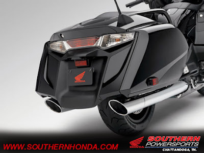 2013 Gold Wing F6B on sale at Southern Honda Powersports. We will beat any price!