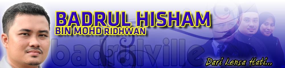 Badrul Hisham Mohd Ridhwan