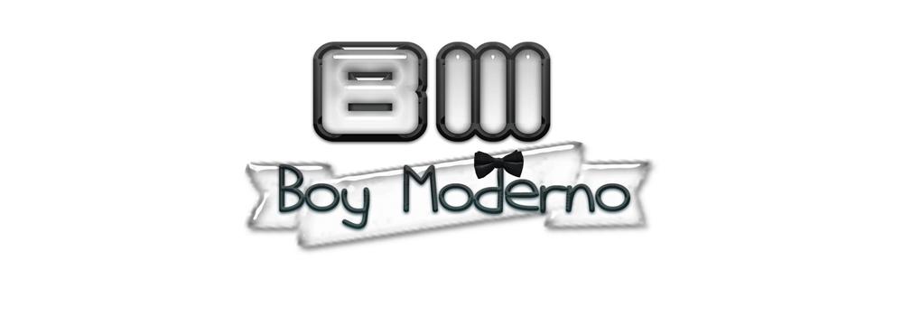 Boy Moderno