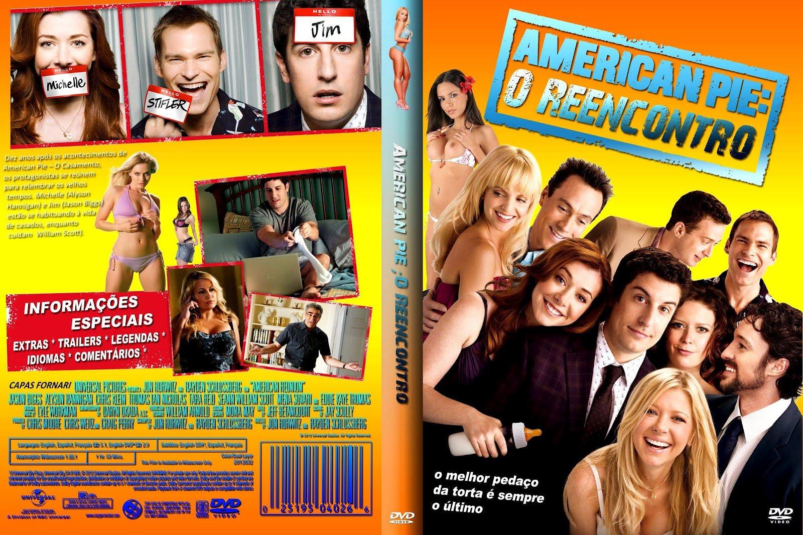 American Pie O Casamento Dublado