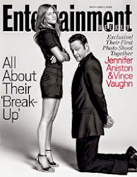 ENTERTAINMENT WEEKLY - THE BREAK-UP