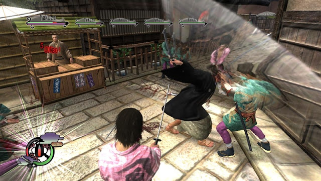 Way of the Samurai 4 PC Download Photo