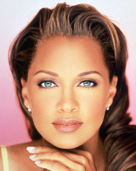 Actress Vanessa Williams Hollywood Actress Vanessa Williams Is Teaming