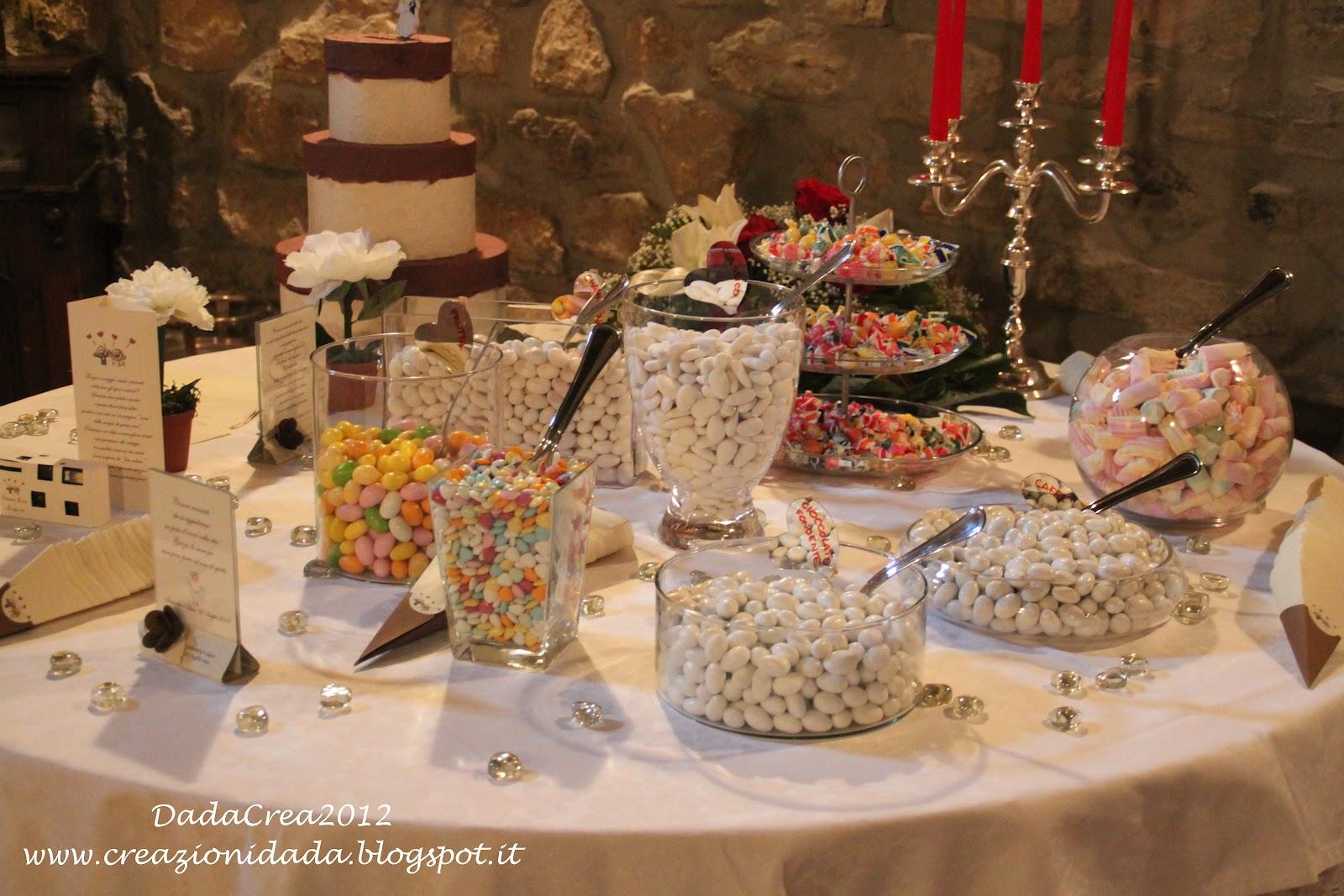 Creazionidada idee dal web per le nozze il ristorante - Allestimento casa della sposa ...