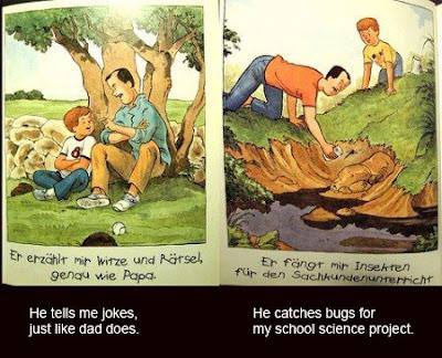 comic gay para niños