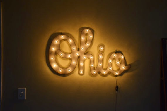 Ohio Marquee Light