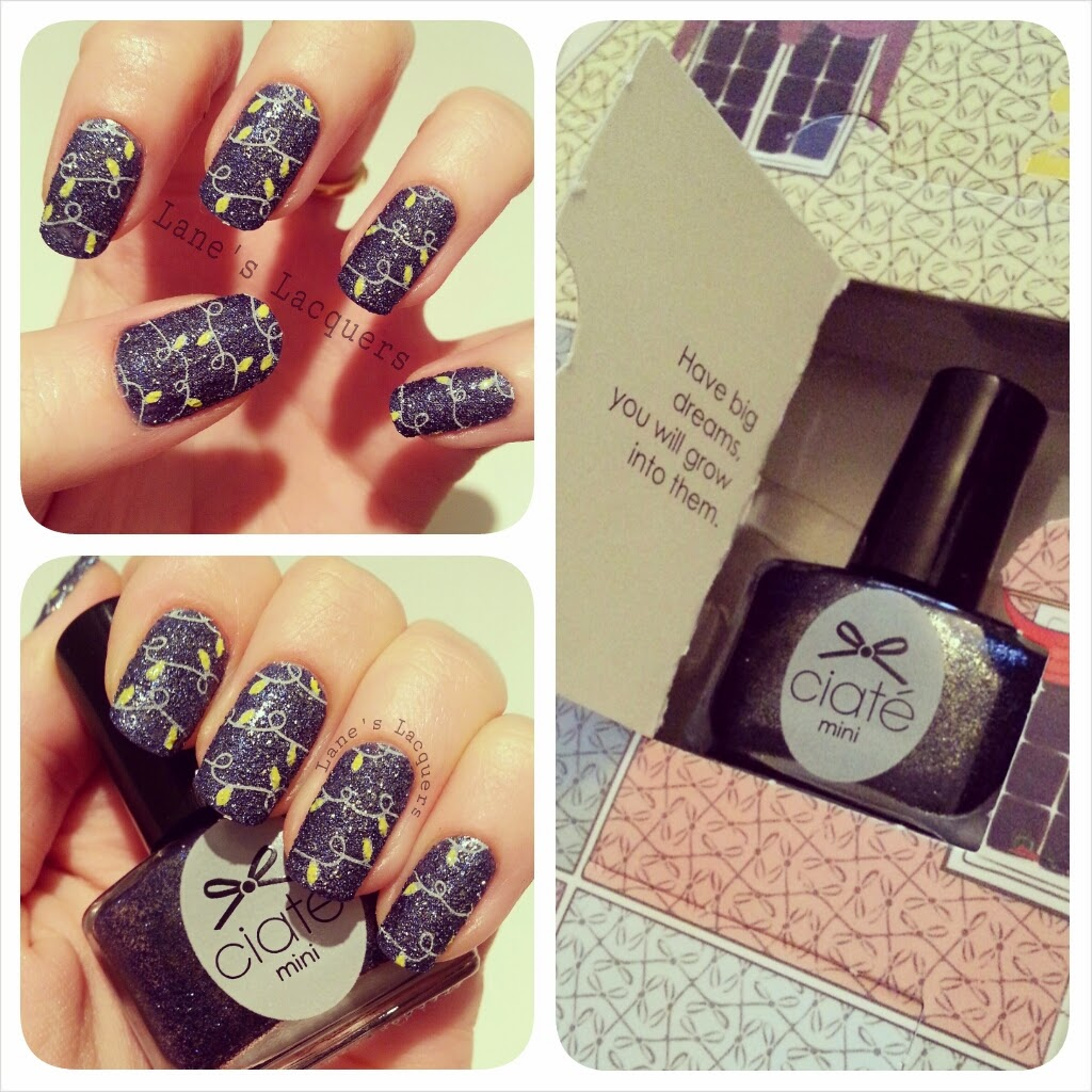 ciate-mini-mani-manor-day-10-mineral-clarity-xmas-lights-nail-art