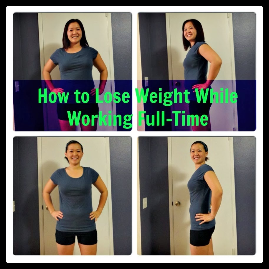 working mom weight loss