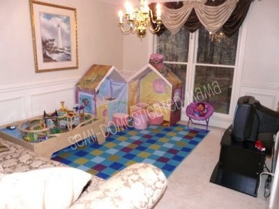 Then The Kids Outgrew This Space We Totally Gave Up And Let Have Formal Living Room As Their Playroom Turned Dining Into