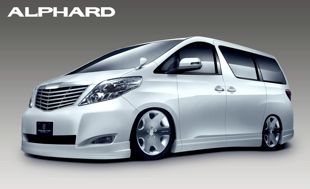 38 Gambar Mobil Toyota Alphard 2011 Inspirasi Terpopuler