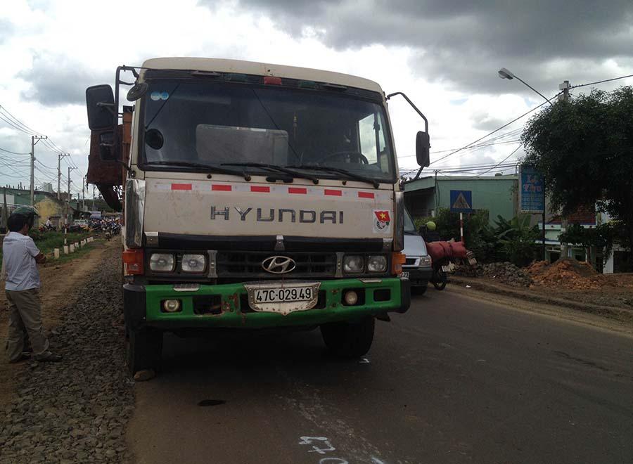 Gia Lai: Tai nạn giao thông, một người chết