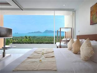 Code, Koh Samui, Sea view from room