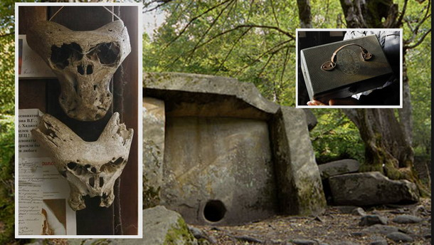 'Skull Of The Gods' Discovered In Russian Mountains