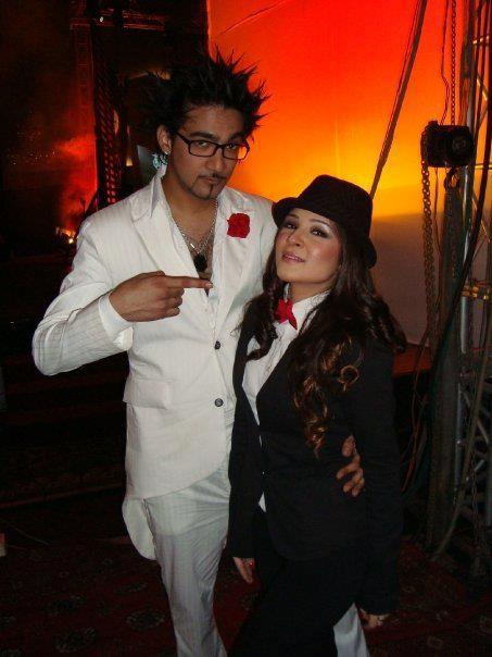 Ali Safina And Ayesha Omar Latest Look 2013
