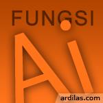 Kegunaan / Fungsi Dari Aplikasi / Software Adobe Illustrator