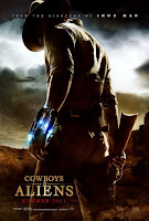 Download Cowboys and Aliens (2011) PPVRip 450MB Ganool