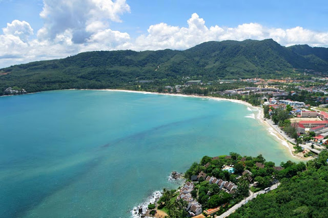 Picture of Phuket coast where villa is located