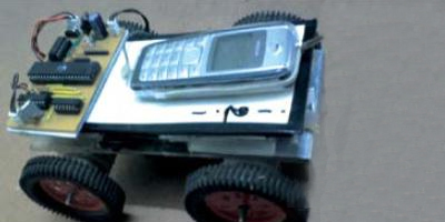 Cell phone Land Rover