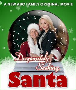 thanks to abc familys desperately seeking santa i got to see my obsession nick zano in a cheesy christmas tv movie it was a christmas miracle - Abc Family Original Christmas Movies