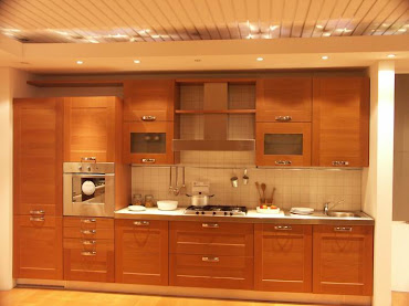 #3 Wood Kitchen Cabinets Design Ideas
