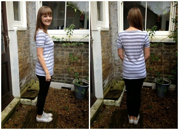 Diary of a Chain Stitcher: Sewaholic Renfrew Top T-Shirt