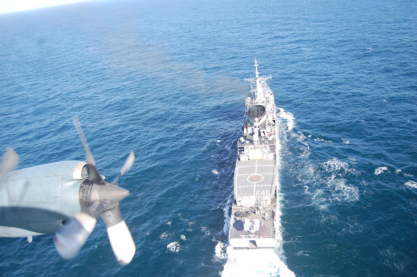 "Ejercicio Naval Binacional ""FRATERNO XXIX"""