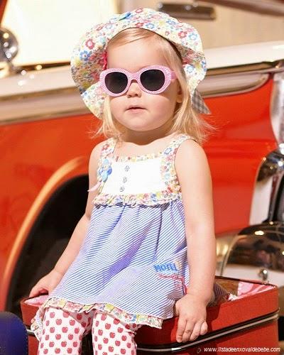 Joli style bébé fille