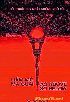 Hầm Mộ Ma Quái|| As Above, So Below