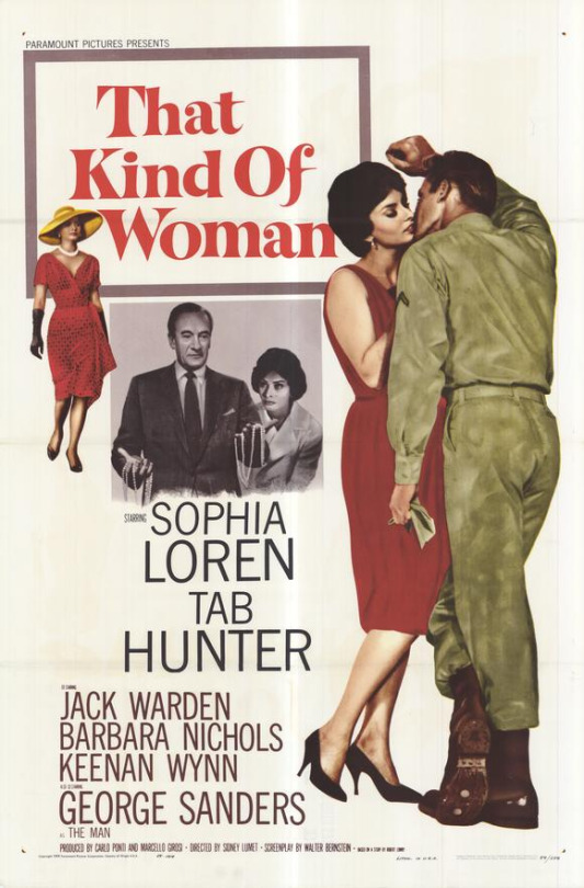 """That Kind of Woman"" (1959)"