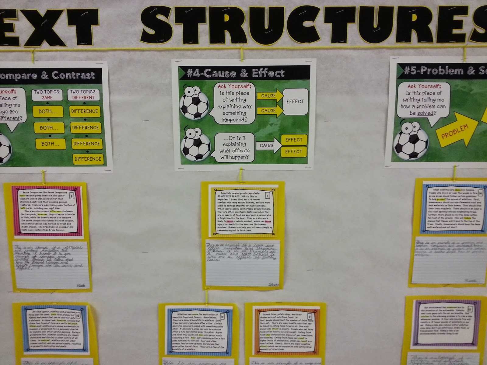 The Core Of Grade 4 Nonfiction Text Structures