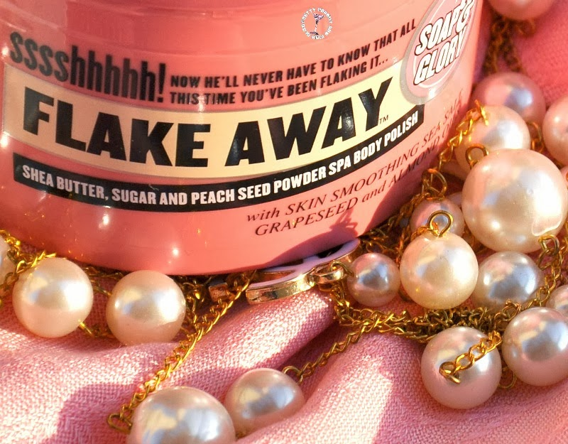 SOAP N GLORY FLAKE AWAY