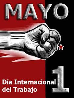 DIBUJOS DEL DIA DEL TRABAJO - PRIMERO DE MAYO - 1 DE MAYO