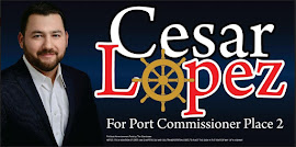 VOTE CESAR FOR THE PORT