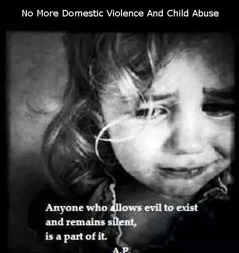 No More Domestic Violence and Child Abuse