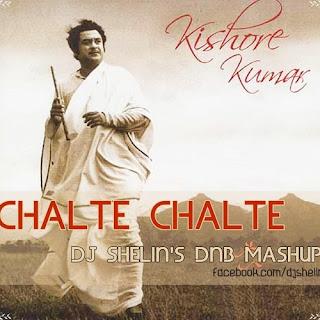 CHALTE CHALTE - DJ SHELIN - DNB MASHUP