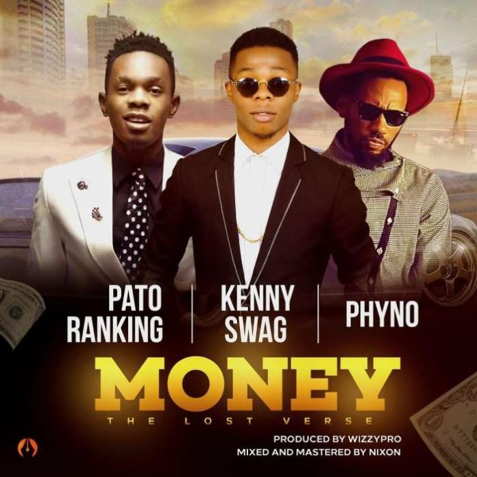 DOWNLOAD MP3: Patoranking Ft. Phyno & Kenny Swag – Money (The Lost Verse)
