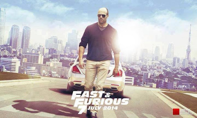 fast and furious 7 jason statham