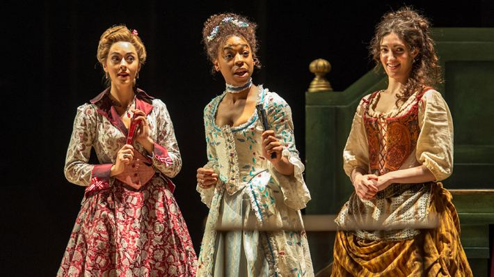 womens role in shakespearean tragedy One of the persistent topics of interest in the field of shakespeare  the various  roles that women play in the bard's comedies and tragedies.