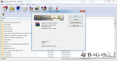 WinRAR 5.00 Beta 6 Full Keygen 2