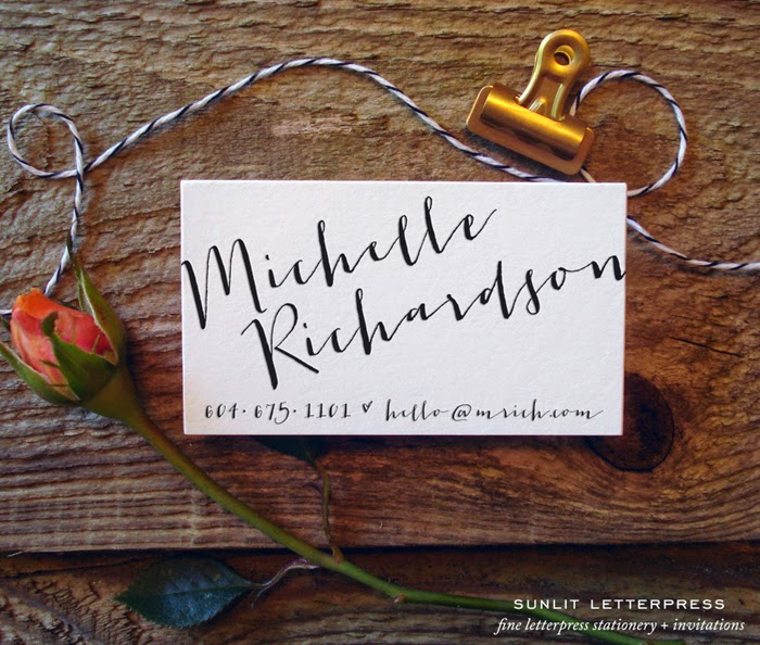 Adventures in letterpress fine letterpress stationery custom 40 off custom calligraphy letterpress business cards discount code colourmoves