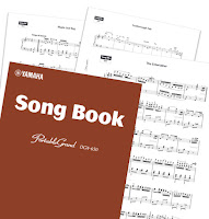 Yamaha Song Book