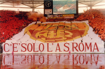 Römer Derby **** 27.11.1994 ****   Curva Sud