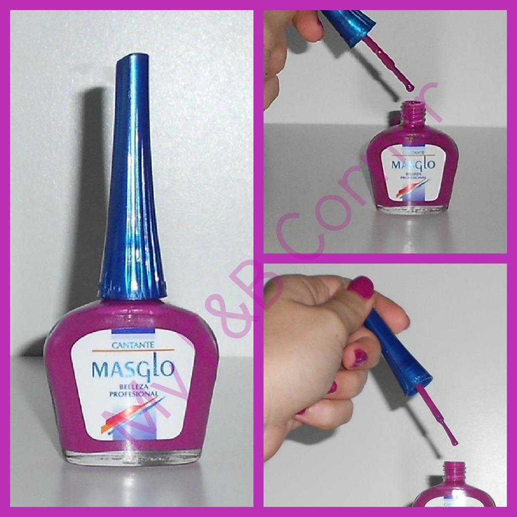 My FB Corner / La moda y la belleza: Esmalte Masglo Nail polish
