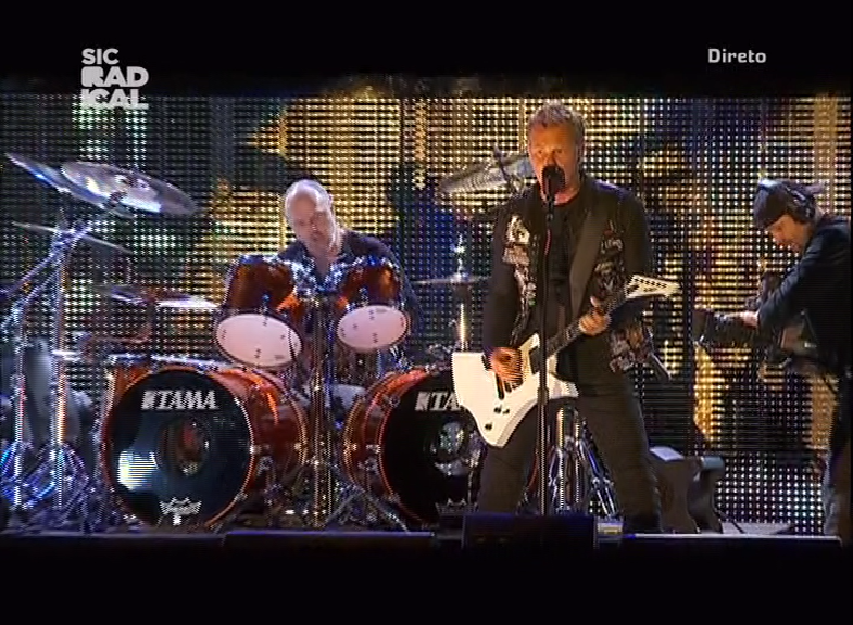 Live At Rock In Rio, Lisbon, Portugal 05-25-2012