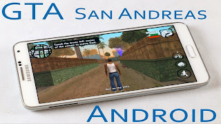 Download Game GTA San Andreas untuk Android Gratis (APK + DATA)