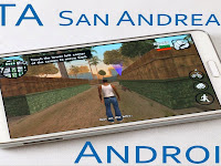 Download Game GTA San Andreas Untuk Android Gratis (APK + DATA)
