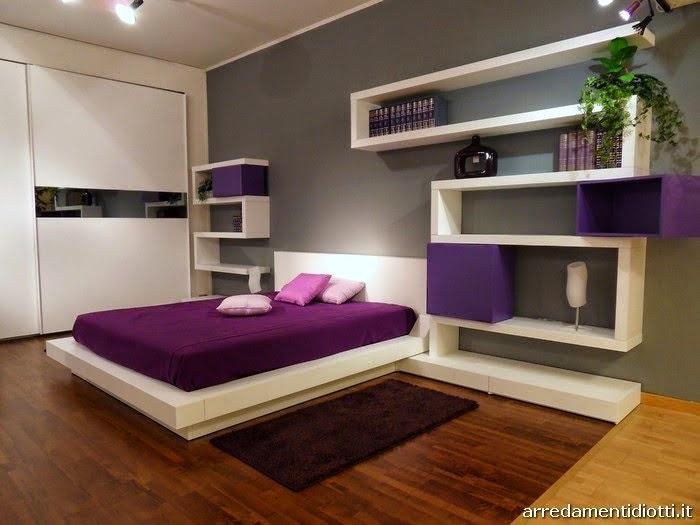 Proyectarq dormitorios con dise o minimalista para - Dormitorio diseno moderno ...