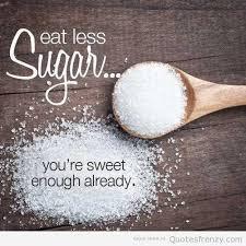 Kurangkan Pengambilan Gula Dalam Makanan