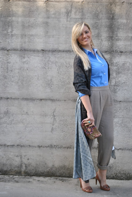 outfit décolleté guess  come abbinare le décolleté abbinamenti scarpe décolleté  pantaloni eleganti e décolleté to wear heels how to combine brown heels how to match brown heels guess heels street style blonde girl blonde hair blondie outfit casual invernali outfit da giorno invernale outfit gennaio 2016 january  outfit january 2016 outfits casual winter outfit mariafelicia magno fashion blogger colorblock by felym fashion blog italiani fashion blogger italiane blog di moda blogger italiane di moda fashion blogger bergamo fashion blogger milano fashion bloggers italy italian fashion bloggers influencer italiane italian influencer