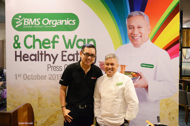 Meat Free Monday By BMS Organics In Collaboration With Chef Wan